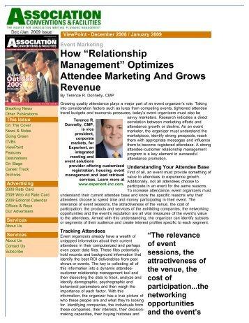 Event Marketing - Experient