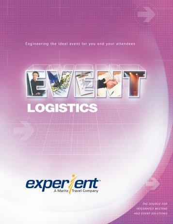 Event Logistics - Experient