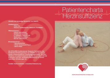 Download Patientencharta Herzinsuffizienz - Kardionet.de