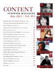 Suspense, Mystery, Horror and Thriller Fiction - Suspense Magazine - Page 4