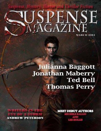 Suspense Magazine March 2012