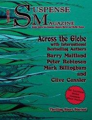 Across the Globe - Suspense Magazine