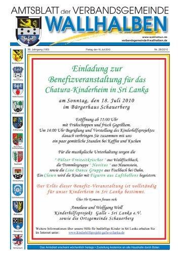 Verbandsgemeinde Wallhalben