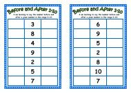 Before and After 1-10 Board.pdf - Waikanae School