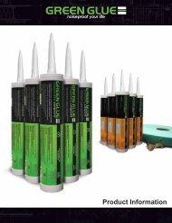 Green Glue Electronic Design Guide