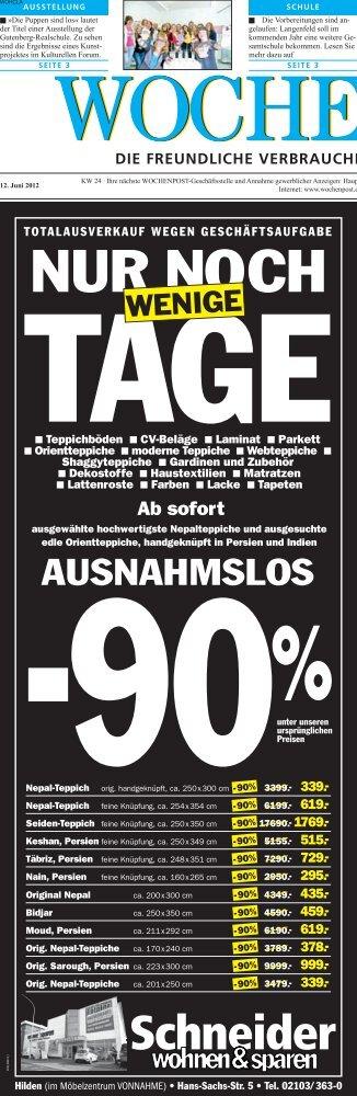 Langenfeld 24-12 - Wochenpost