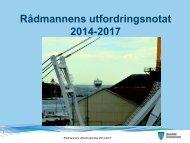 RÃ¥dmannens presentasjon - Bamble kommune