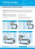 Thickness Gauges - Page 6