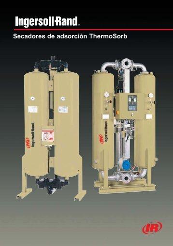 Secadores de adsorción ThermoSorb - Daunis