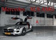 ONDERWEG - Mercedes-Benz SLS AMG - Corsa Media