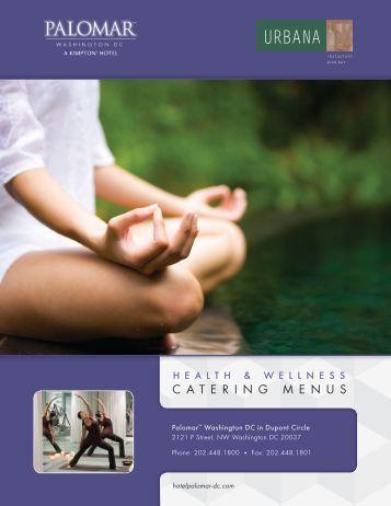 Health & Wellness - Hotel Palomar