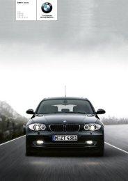 The BMW 1 Series 120i - Vines