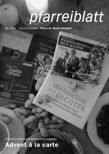 21 2011.pdf - Pfarrei Hochdorf
