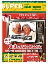 POKLON zeničkim penzionerima - Superinfo