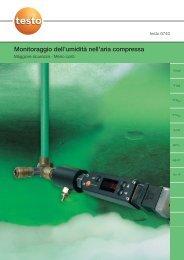 Ulteriori caratteristiche del sensore igrometrico - Logismarket