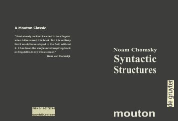 Syntactic-Structure,Chomsky