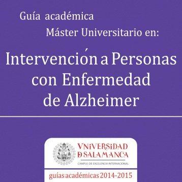 Master Intervencion_Personas_Enfermedad_Alzheimer_ 2014-2015