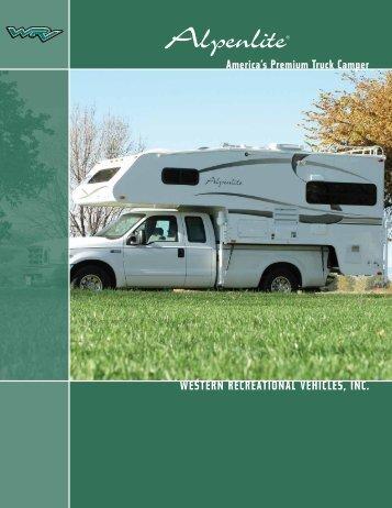 America's Premium Truck Camper - Rvguidebook.com