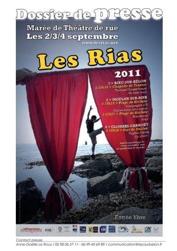 le dossier de présentation (PDF 3 Mo) - Le Fourneau