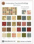 Christmastime Tree Skirt & Gift Bags By Anni ... - Fat Quarter Shop - Page 2