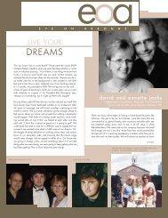 David and Annette Jacks - Arbonne