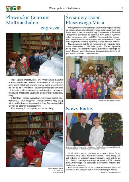 Powiatowe ABC... Luty 2009