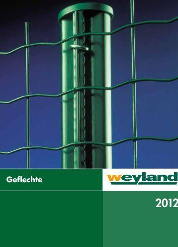 Geflechte_Weyland201.. - Weyland GmbH
