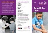 Zorbalık Can Yakar - The Alannah and Madeline Foundation