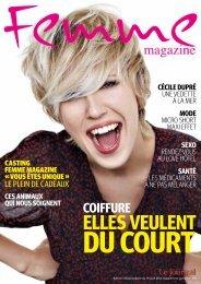 19/04/2012 [ Télécharger ] - Femme Magazine