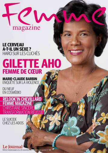 24/11/2011 [ Télécharger ] - Femme Magazine
