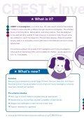 CREST Star Investigators leaflet - Intech - Page 2