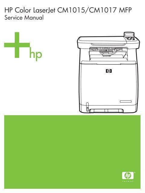 HP COLOR LASERJET CM1015 CM1017 MFP TREIBER HERUNTERLADEN