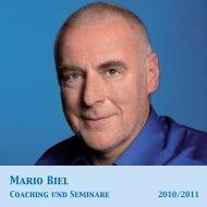 Visent Prospekt 0305 final - mario-biel-coaching.de - Coaching ...