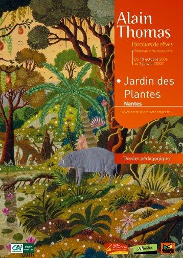 dossier réalisé par le Jardin des plantes - Muséum d'histoire ...