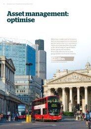 Asset management: optimise - Prudential plc