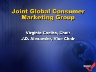 Global Consumer Marketing Group - Cattlemen's Beef Promotion ...