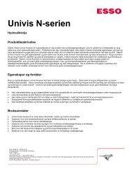 [pdf] EXXON-UNIVISN-TN - Lindberg & Lund AS