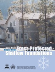 Energy-Efficient Resource-Efficient Frost-Protected Shallow ...