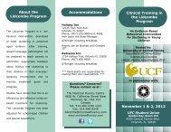 Download the Brochure - Montreal Fluency