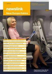 newslink - Media Relations - Lufthansa