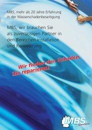 MBS Partner - MBS Service