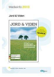 JORD & VIDEN - DG Media