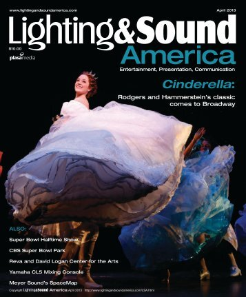 Cinderella - Lighting & Sound America