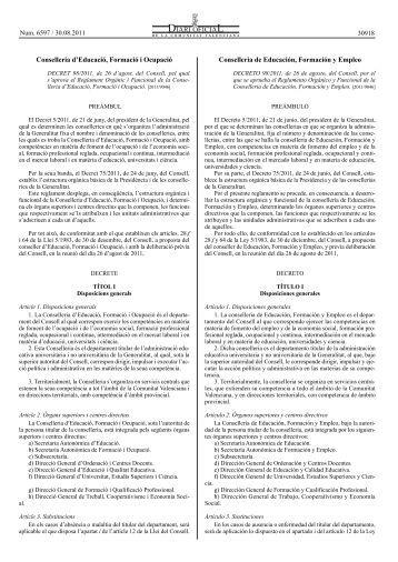 PDF signat electrònicament - Diari Oficial de la Comunitat Valenciana