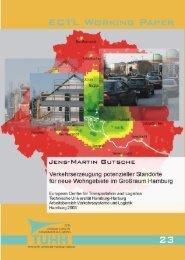Working Paper (Teil 1) - Institut für Verkehrsplanung und Logistik der ...