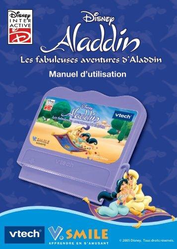 92205 FR ALD Manual.indd - Console V.Smile