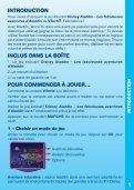 92205 FR ALD Manual.indd - Console V.Smile - Page 3