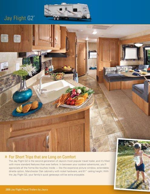 2008 Jay Flight Brochure - Rvguidebook.com