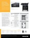 Christie Rack Mount Pedestal - Christie Digital Systems - Page 2