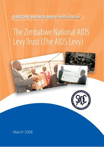 The Zimbabwe National AIDS Levy Trust (The AIDS Levy) - SAfAIDS